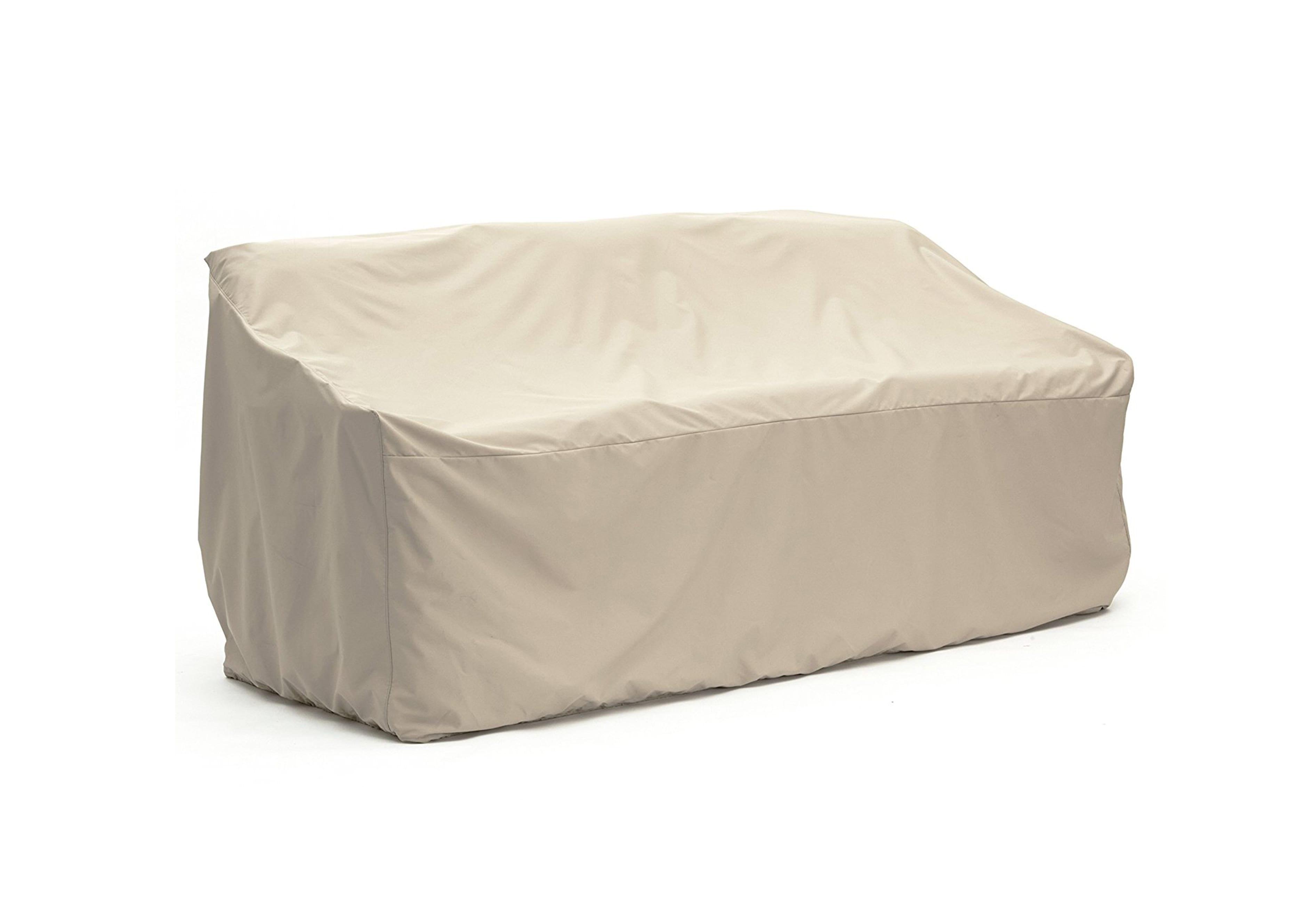 Rattan kerti bútor, kanapé takaróponyva
