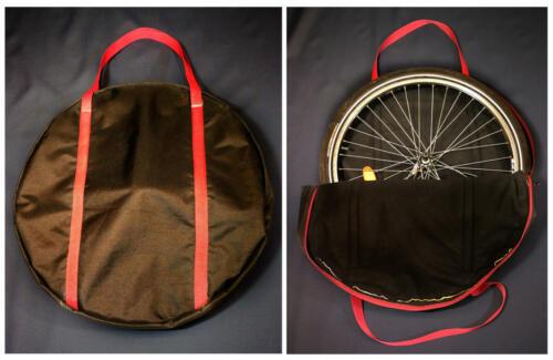 Bicikli autós védőtáska - Bicikli kerék hordozótáska