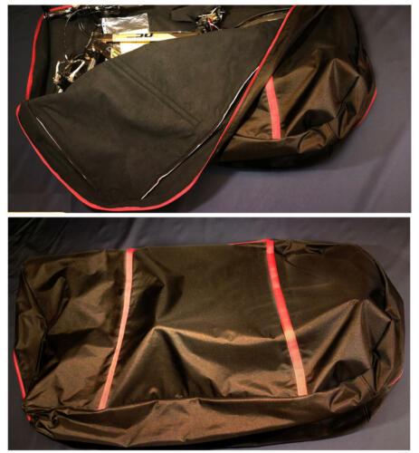 Bicikli autós védőtáska, hordozótáska
