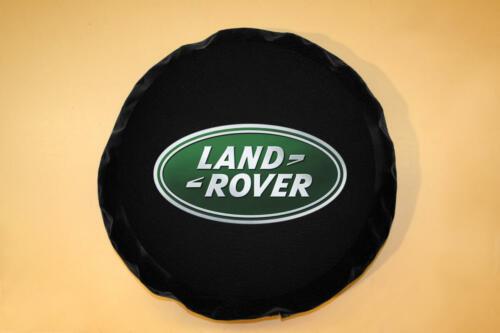 Pótkeréktakaró ponyva land rover logóval